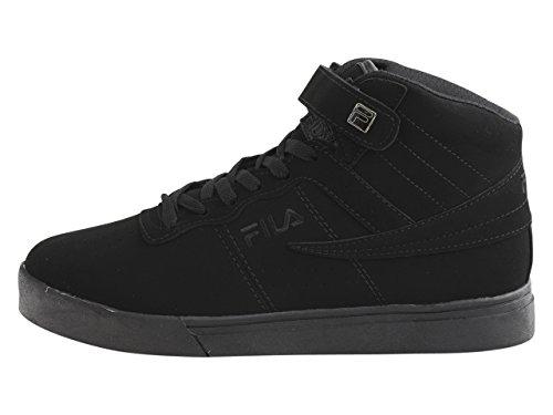 Fila Vulc 13 Mid Black/Black/Black 2 8.5 D (M)