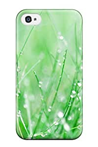 1040340K70980320 High Impact Dirt/shock Proof Case Cover For iphone 5 5s (grass) by kobestar