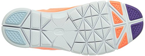 Orange Trainers White Grey Women's Free Purple 4 Nike Tr gqXUnTw