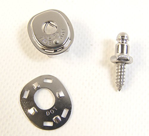 Lift The Dot Socket, Clinch Plate & Stud Combinations (10 Piece Set, Socket, Clinch Plate & 1/2