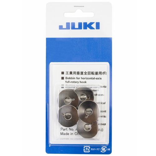 Juki TL Series Metal Bobbins Package of 5