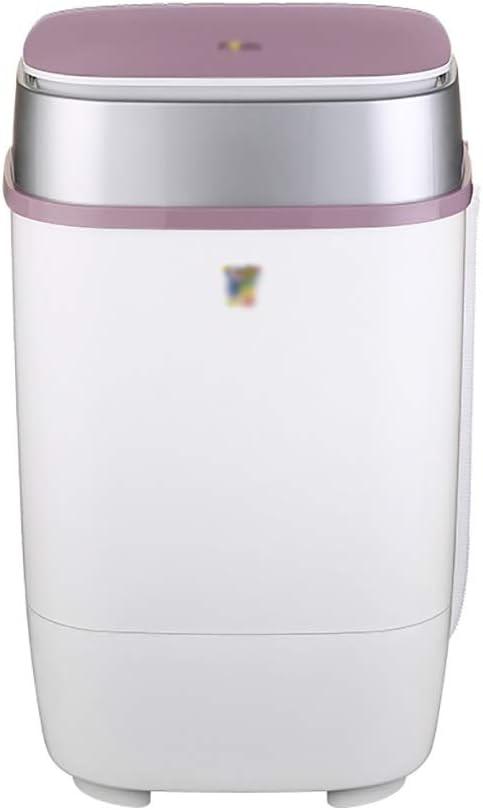 YXWxyj Lavadoras Mini Lavadora pequeña, 3,5 kg de Capacidad ...