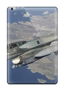 Ipad Mini Case Bumper Tpu Skin Cover For Jet Fighter Accessories