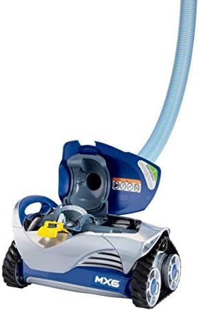 Zodiac W79102 MX6 Robot Nettoyeur de Piscine Hydraulique, Multicolore - Home Robots