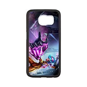 Samsung Galaxy S6 Cell Phone Case White Vi league of legends 004 KYS1141150KSL