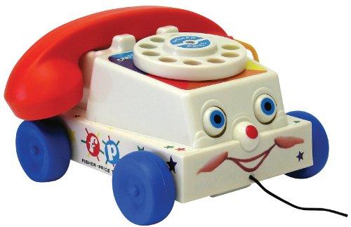 Basic Fun Fisher Price Classic Chatter Phone