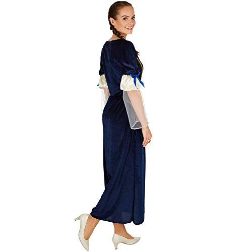 M Panné in 301205 S dressforfun Fantastico Realizzato e Velluto No Donna Re 301206 Figlia Costume del Abito No Raso Magnifico da zzgwZ6