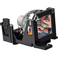 Electrified ELPLP25 Replacement Lamp with Housing for Epson Projectors