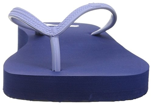 PUMA Womens First Flip Platform Athletic Sandal Twilight Blue-lavendar Lustre 67ypTXjN