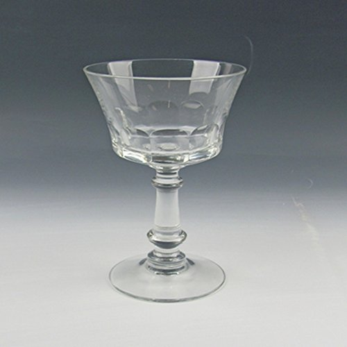 Fostoria Crystal DOLLY MADISON Champagne/Sherbert(s) (Fostoria Glass Champagne Glass)