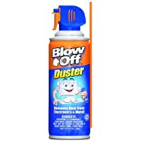 MAX Professional 1229 Blow Off Mini General Purpose Air Duster Cleaner, MB-111-229 (3.5 oz)
