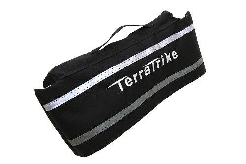 TerraTrike Seat Bag - Silver