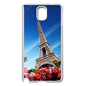 Samsung Galaxy Note 3 Cell Phone Case White Paris Phone Case Cover 3D Personalized CZOIEQWMXN31383