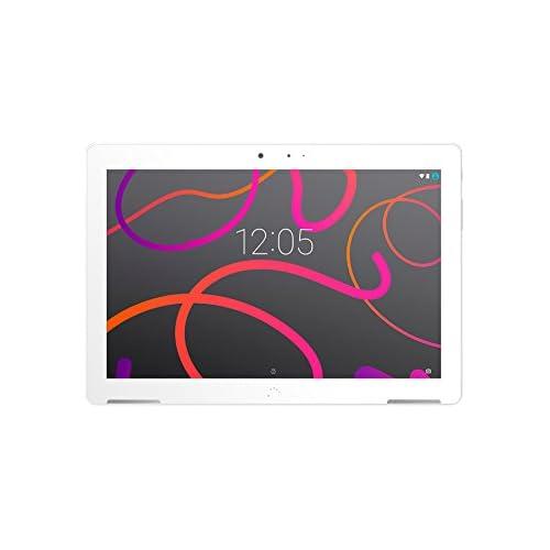 chollos oferta descuentos barato BQ Aquaris M10 Tablet de 10 1 Full HD WiFi Quad Core 1 3 GHz 2 GB de RAM 16 GB de Memoria Interna Android 5 1 Color Blanco