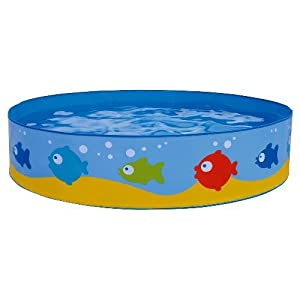 5ft instant pop up paddling pool toys games