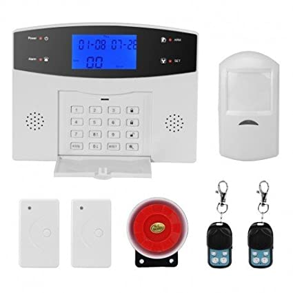 Danmini sistema de alarma de seguridad - GSM, notificaciones ...