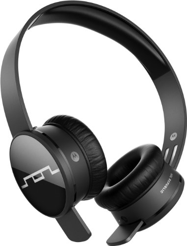 SOL REPUBLIC 1430-00 Tracks Air Wireless On-Ear Headphones, Gunmetal