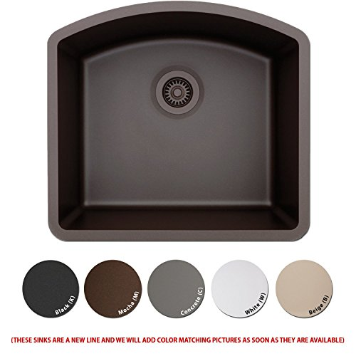 Granite Composite Bar Sink - 6