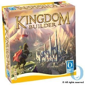 Kingdom Builder from Queen Games