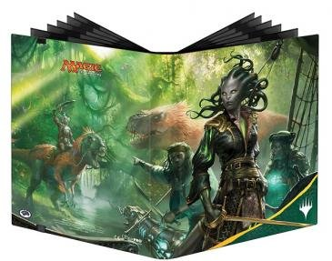 Ixalan Key Art PRO Binder for Magic, 9-Pocket