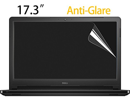 17.3 Inch DELL Screen Protector, Anti-Glare Matte Screen Guard Protective Film for 17.3