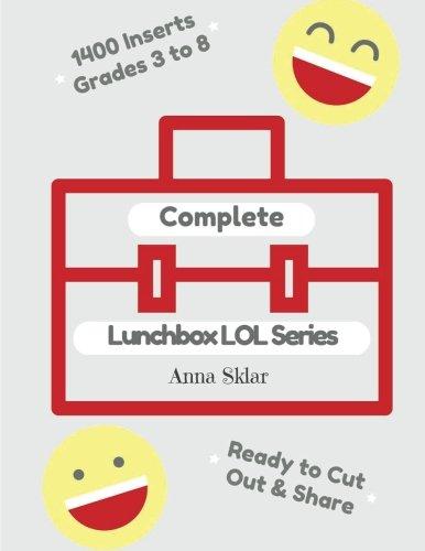 Complete Lunchbox LOL Anna Sklar