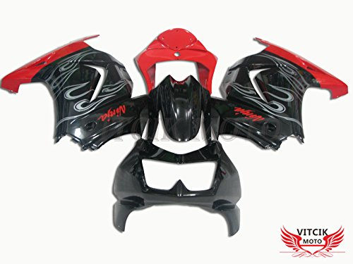 09 ninja 250r fairing - 9