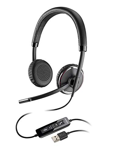 Plantronics Blackwire 500 C520 USB Binaural Headphone