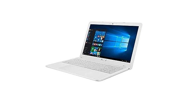 ASUS PC portátil X541UA-XX264T blanco, 15.6 pulgadas, 4 GB de RAM, Windows 10, Intel Core i5, Intel HD Graphics 520, disco duro de 1 TB (idioma español no ...
