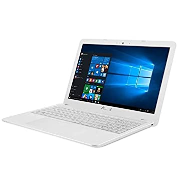 ASUS PC portátil X541UA-XX264T blanco, 15.6 pulgadas, 4 GB de RAM, Windows 10, Intel Core i5, Intel HD Graphics 520, disco duro de 1 TB (idioma español no ...