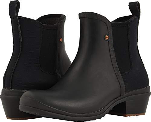 Bogs Women's Vista Mid Boot Black 6 (Boots Bogs Ankle)