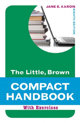 Little, Brown Compact with Exercises (8th Edition) Pdf