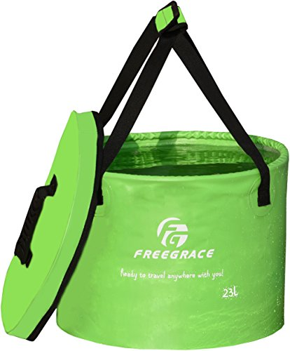 Premium Compact Collapsible Bucket Freegrace product image