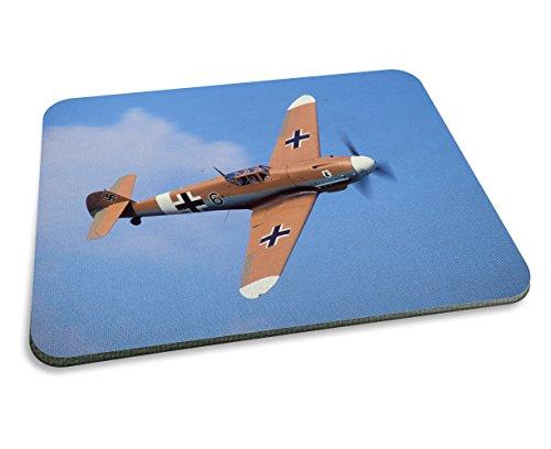 - Me 109 Messerschmitt Plane Computer Mouse Mat