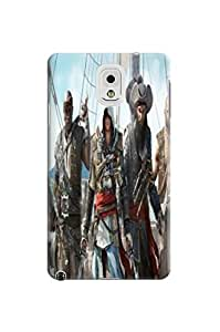 Design it yourself active tough technology premium hybrid hard tpu case/shell for Samsung Galaxy note3(Assassin's Creed)by Paul Lawrencen