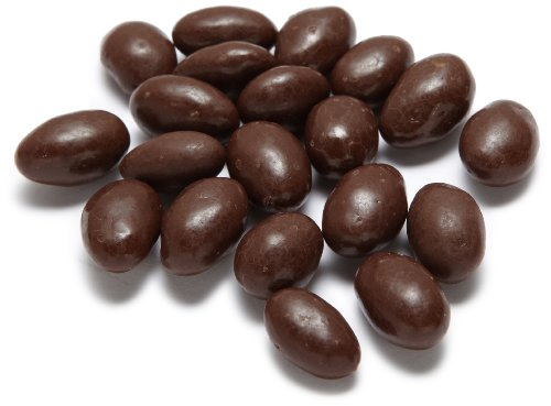 SunSpire Unsweetened Carob Covered Almonds, 5 ()