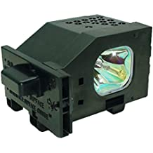 SpArc Bronze Panasonic TY-LA1000 Television Replacement Lamp with Housing