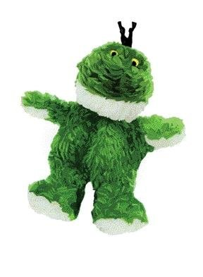 (KONG Dr Noys Dog Toys Frog Small )