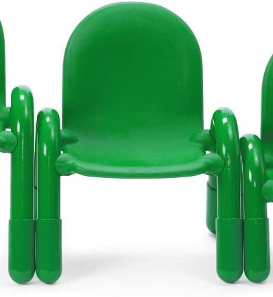 Angeles 7 In. Chair In Shamrock Green