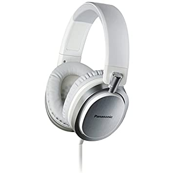 fbe77b22d11 Panasonic RP - HX550E - W Street Headphones - White: Amazon.co.uk:  Electronics