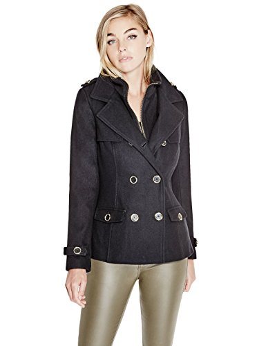 G-by-GUESS-Womens-Justyna-Peacoat