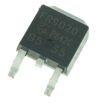 50V VISHAY SILICONIX IRFR9020PBF P Channel MOSFET 9.9A D-PAK