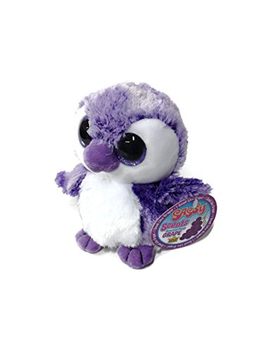 Wild Republic Sassy Scents Penguin Grape Stuffed Animal 5