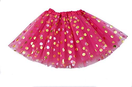 The H (Child Pink Tutu)
