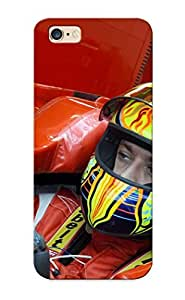 Case For Iphone 6 Plus Tpu Phone Case Cover(valentino Rossi) For Thanksgiving Day's Gift