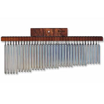 TreeWorks Chimes TREzen Made in USA Zen Tree Large Double Row Chime with Stair-Step Tuning (VIDEO) by TreeWorks Chimes