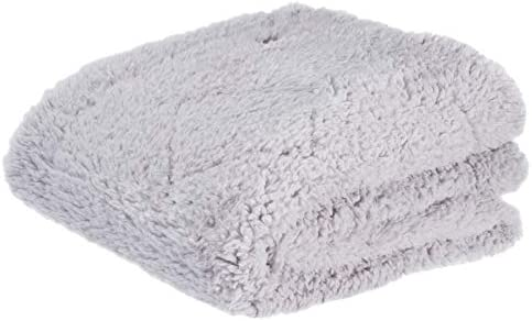 東京 西川 あったか 2枚合わせ毛布 シングル ふわもこ とろける触感 ボリュームたっぷり ルミディ 無地 グレー FQ09805018GR