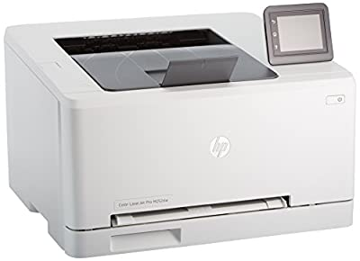 HP LaserJet Pro M252dw Wireless Color Printer