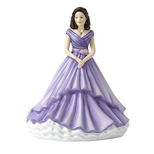 (Royal Doulton 40017621 Sentiment Petites A Special Friend Figurines, 6.7