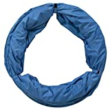"Pacific Play Tents Institutional 9 Foot X 22"" Crawl Tunnel for Indoor/ Outdoor Fun, Blue"